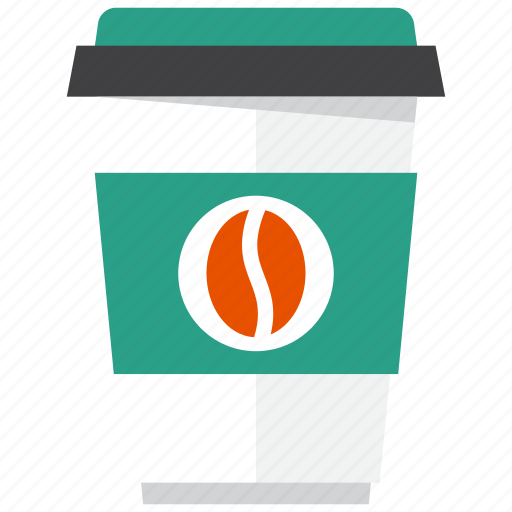 branding, cafe, coffee, cup icon