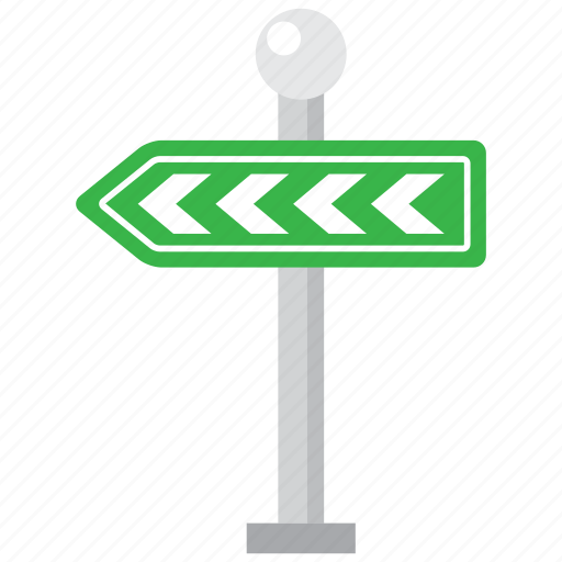 direction, navigation, orientation, road sign icon