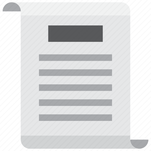 document, file, files, paper icon