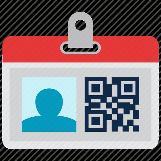 business, identity, nametag icon