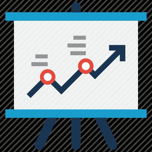 analytics, chart, infographic, report, statistics icon