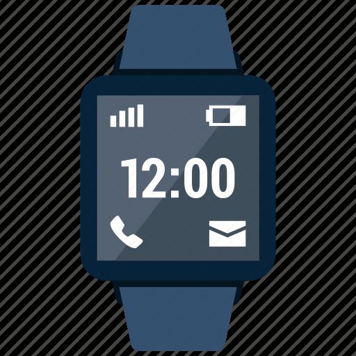 apple, smart, watch, wrist icon