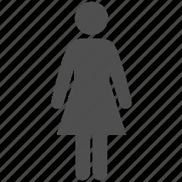 businesswomen, dress, family, female, morther, person, women icon
