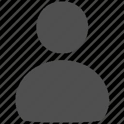 account, avatar, people, person, portrait, profile, user icon