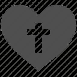 church, devoutness, favorite, favourite, heart, like, love icon