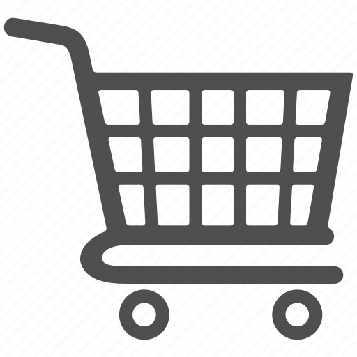cart, online, shop, shopping cart, store, trolley icon