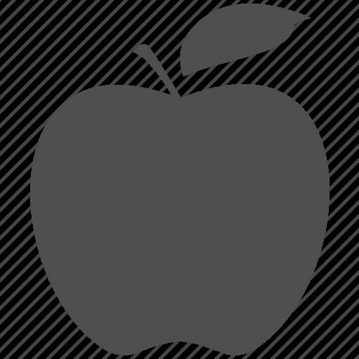 apple, diet, food, fruit, healthy, ipad icon