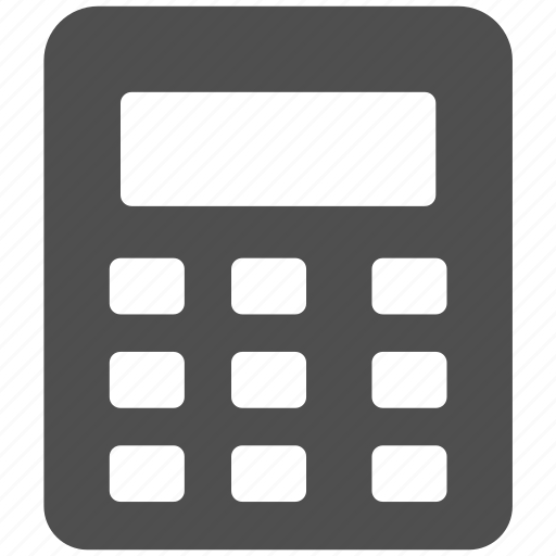 accountant, accounting, calculate, calculation, calculator, math icon