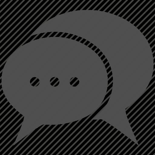 bubble, chat, comment, live chat, message, talk icon