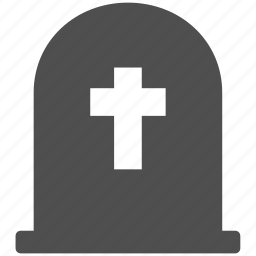 cemetery, dead, death, funeral, grave, rip, scary icon
