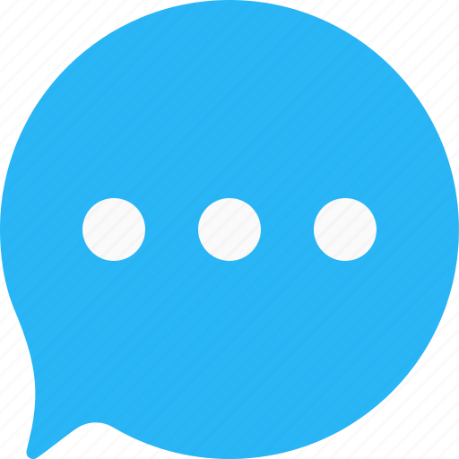 bubble, chat, chatting, comment, imessage, ios, messages icon