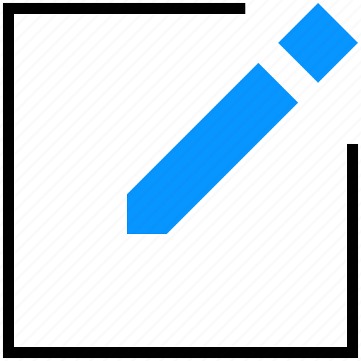 compose, document, edit, pen, pencil, write icon