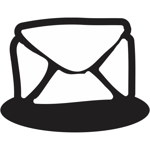 bubble, comment, communicate, email, handdrawn, message icon