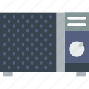 kitchen, microwave, oven icon