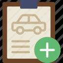 car, repair, vehicle icon