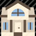 estate, house, mansion icon