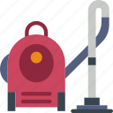cleaner, cleaning, vacuum icon