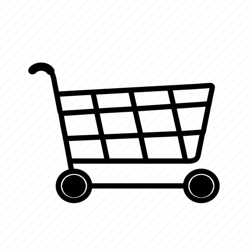 buy, cart, outline, shop, shopping icon, shops icon