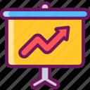 presentation, business, diagram, analytics