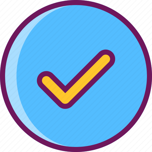 Accept, approve, check, ok icon - Download on Iconfinder