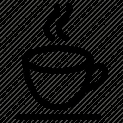 coffee, coffee cup, coffee hot, tea, tea cup, tea hot icon