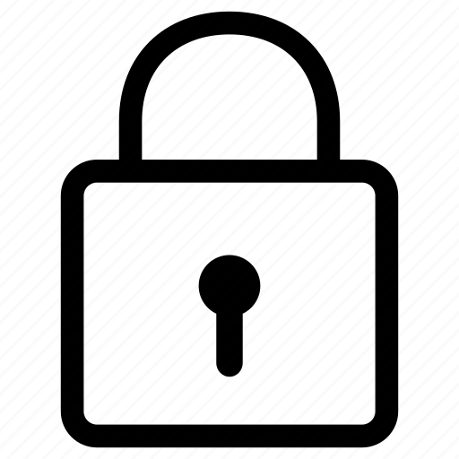 lock, locked, password, protect, safety, security, unlock icon