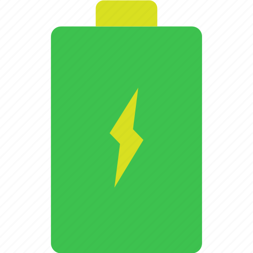 battrey, charge, charged, electricity, power icon