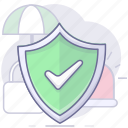 protection, safe, security icon