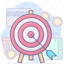 business, marketing, object icon