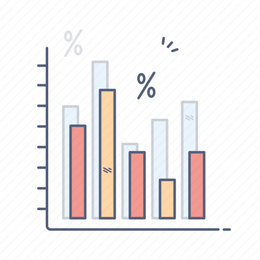 chart, diagramm, graph, infographic, statistics icon