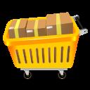 cart, item, shopping icon