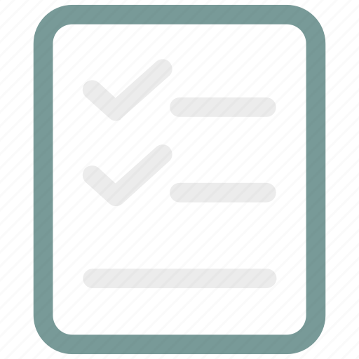 check, ⦁ control, ⦁ documents, ⦁ list, ⦁ qualityicon icon