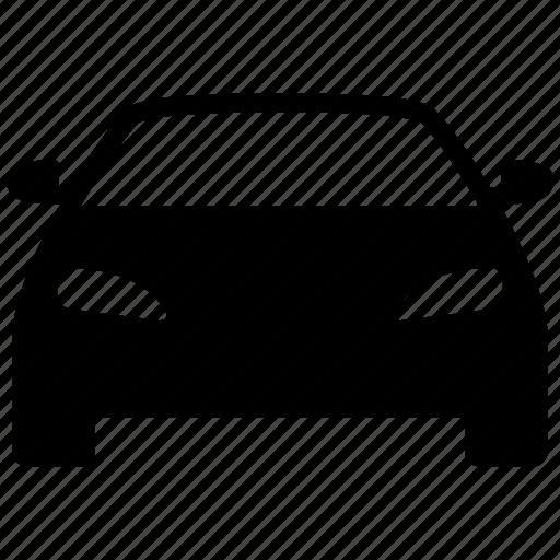 auto, car, road, transportation, travel, van, vehicle icon