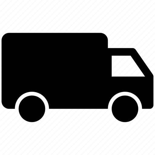 delivery, logistics, shipping, transportation, truck icon