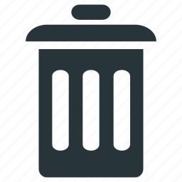 bag, busket, mixed, recycle icon