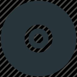 data, disk, files, mixed, storage icon
