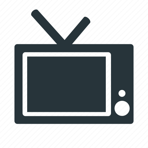 display, mixed, screen, television, tv icon