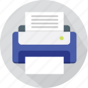 business, copy, document, documents, duplicate, file, form, office, page, paper, print, printer, sheet, text icon
