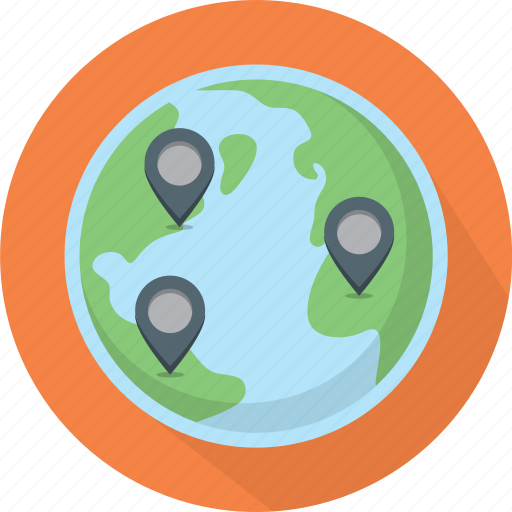 business, connection, earth, global, globe, gps, location, map, navigate, network, seo, world, world map, worldwide icon