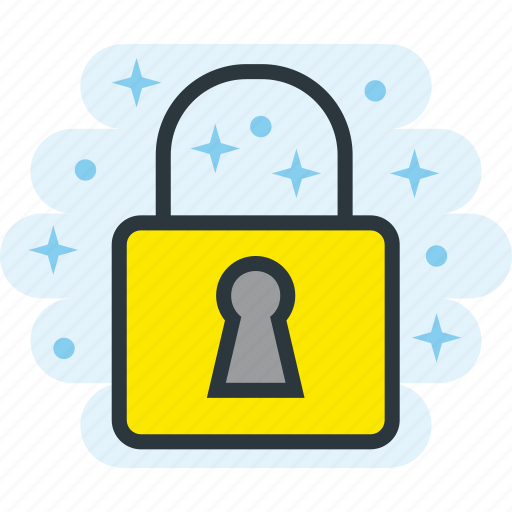 Lock, locked, safety, secure icon - Download on Iconfinder