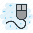 computer, mouse, pc, tool icon