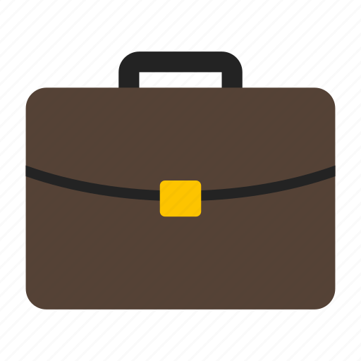 brief, briefcase, case, luggage, portfolio, suitcase icon