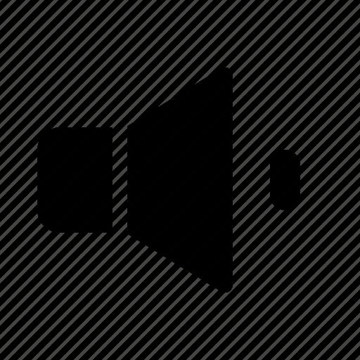 media, sound, voice, volume icon