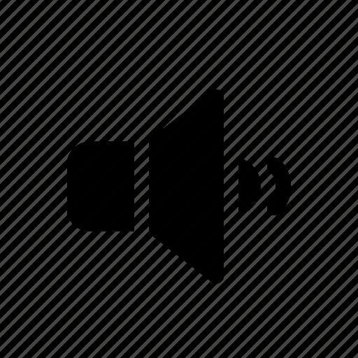 Control, media, sound, speaker, voice, volume icon - Download on Iconfinder