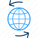 business, global, international, internet, network, web, world icon