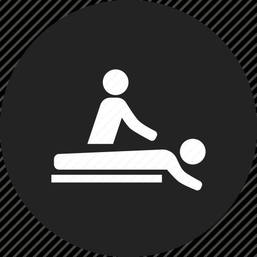 massage, salon, spa, thai icon