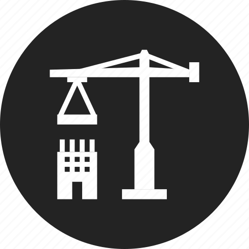 building, constructing, project icon