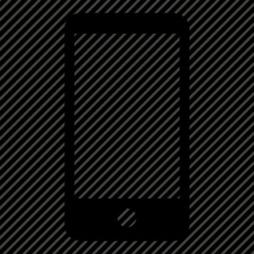 mobile phone, phone, smartphone icon