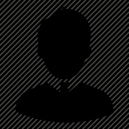 avatar, boy, businessman, profile icon