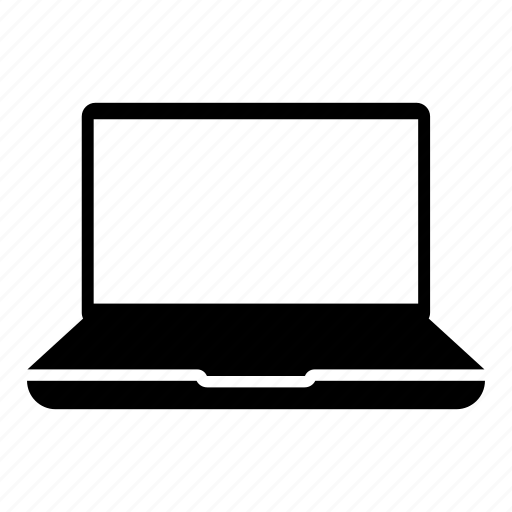 computer, laptop, notebook, portable computer icon